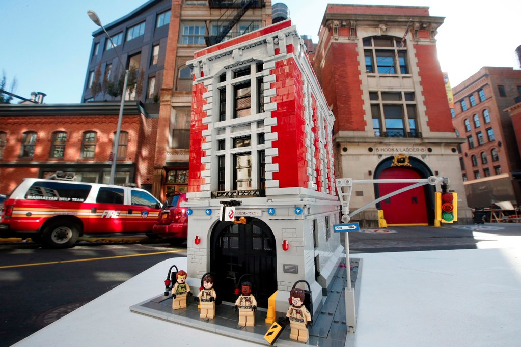 Lego Ghostbuster Photo